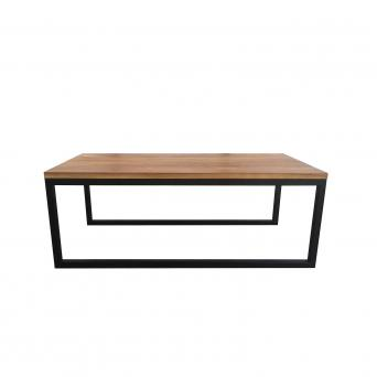 SOHO centertable natural rustic finish