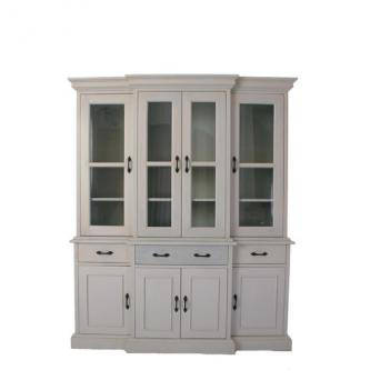 Cabinet Clement Graybrushed